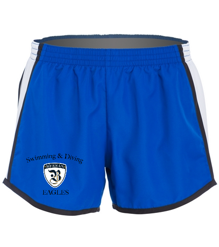 Pulse Shorts, Berean Swimming and Diving - SwimOutlet Custom Unisex Team Pulse Short