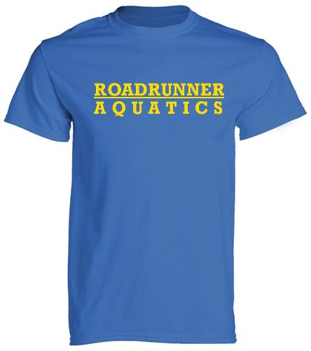 Roadrunner - SwimOutlet Cotton Unisex Short Sleeve T-Shirt