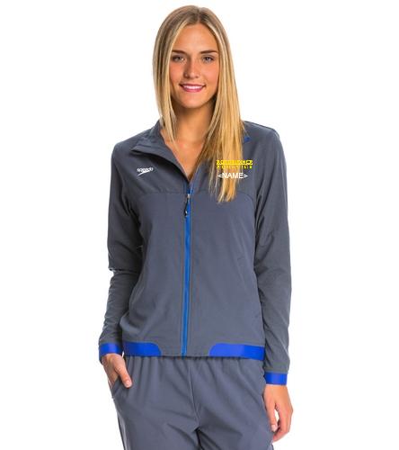 Speedo Team Jacket - Speedo Women's Tech Warm Up Jacket
