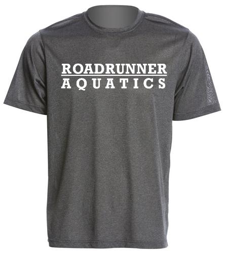 Men's Tech T-Shirt  - SwimOutlet Men's Tech Tee