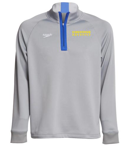 Team Pullover - Speedo Unisex 3/4 Zip Sweatshirt