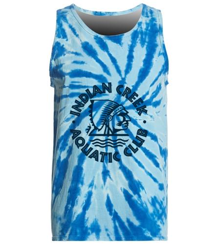 Indian Creek Aquatic Club - SwimOutlet Tie-Dye Tank Top