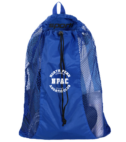 NPAC Sporti Bag - Sporti Premium Mesh Bag