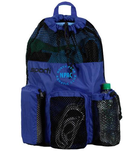 NPAC Sporti Mesh Bag - Sporti Equipment Mesh Bag