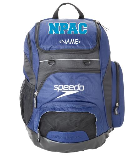 NPAC BAG - Speedo Large 35L Teamster Backpack