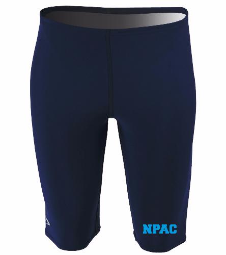 NPAC Adult Jammer - Speedo Male Solid Endurance+ Jammer Swimsuit