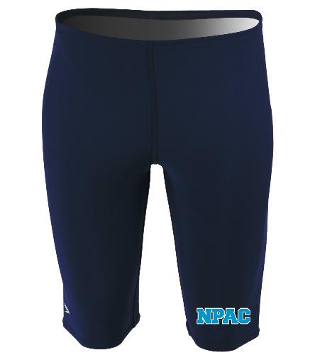 NPAC Speedo Jammer - Speedo Male Solid Endurance+ Jammer Swimsuit