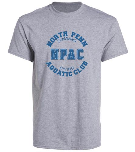 NPAC Heavy Cotton Tee - Heavy Cotton Adult T-Shirt