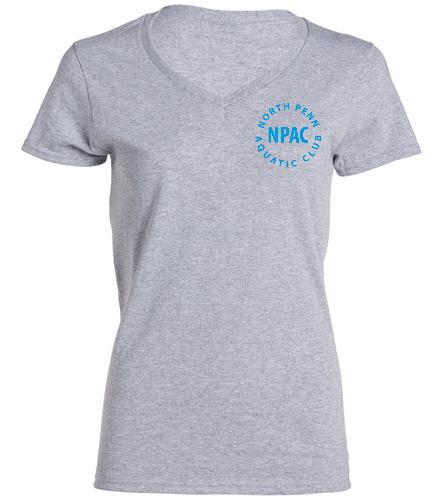 NPAC V-Neck -  Ladies V-Neck