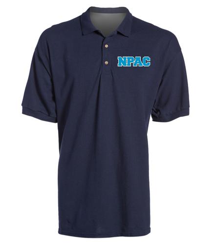 NPAC Polo -  Ultra Cotton Adult Pique Sport Shirt