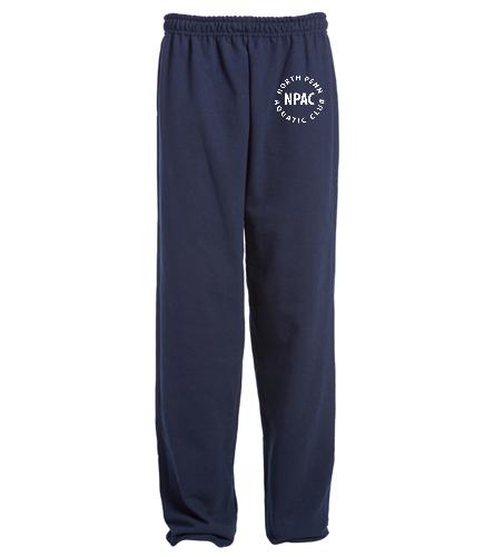 NPAC Adult Sweatpants -  Heavy Blend Adult Sweatpant