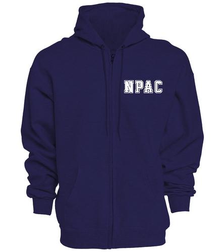 NPAC Full Zip Hoodie - Full Zip Hoodie
