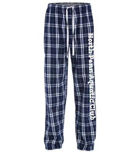 NPAC Flannel Pants - District Flannel Plaid Pant