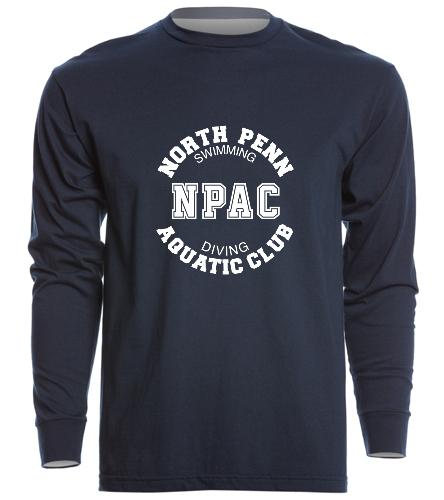 NPAC Unisex Long Sleeve - Unisex Long Sleeve Crew/Cuff