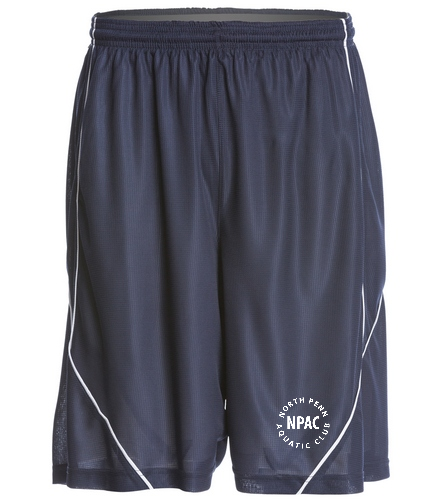 NPAC mens shorts - SwimOutlet Men's Mesh Short
