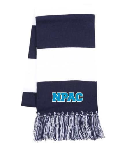 NPAC scarf - SwimOutlet Spectator Scarf