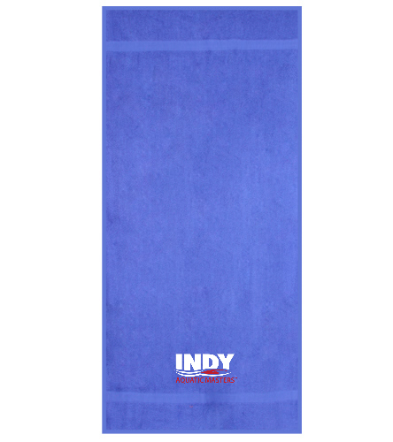 IAM - Royal Comfort Terry Cotton Beach Towel 32 x 64