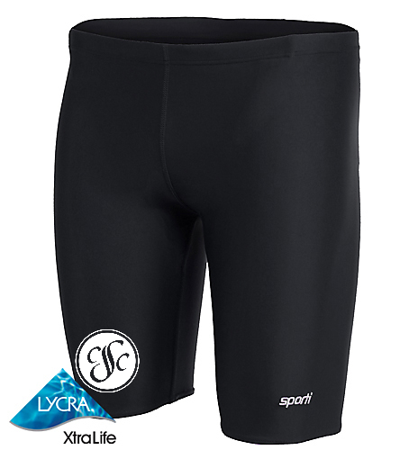 CSC - Sporti Solid Compression Jammer Swimsuit
