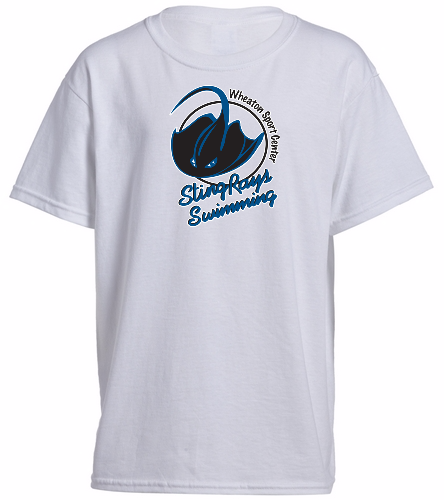Youth Stingrays  - Heavy Cotton Youth T-Shirt