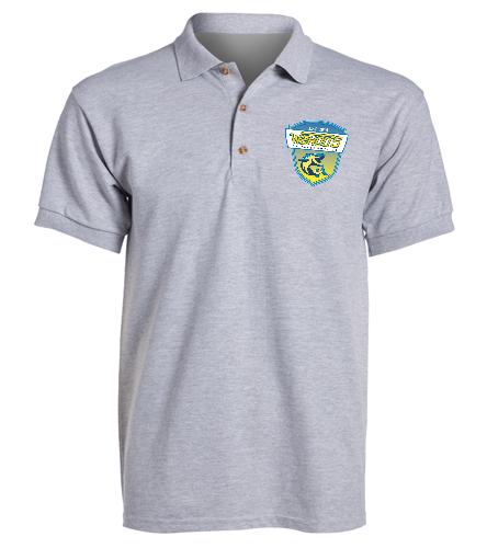 WOJ  - SwimOutlet Ultra Cotton Adult Men's Pique Sport Shirt