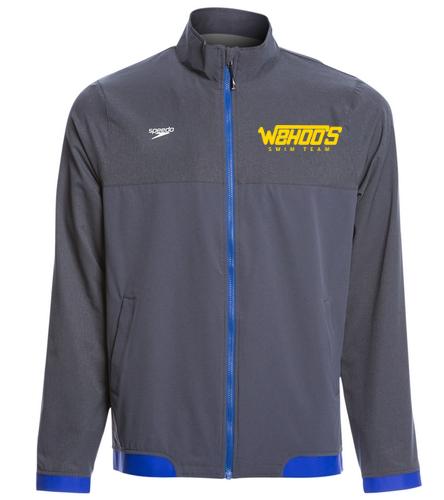 Wahoos - Speedo Men's Tech Warm Up Jacket