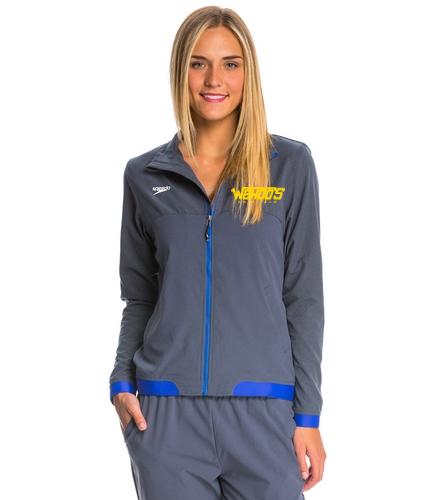 Wahoos - Speedo Women's Tech Warm Up Jacket