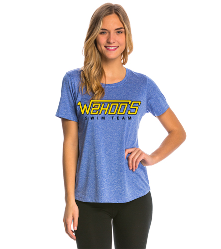 Wahoo's - SwimOutlet Women's Tech Tee