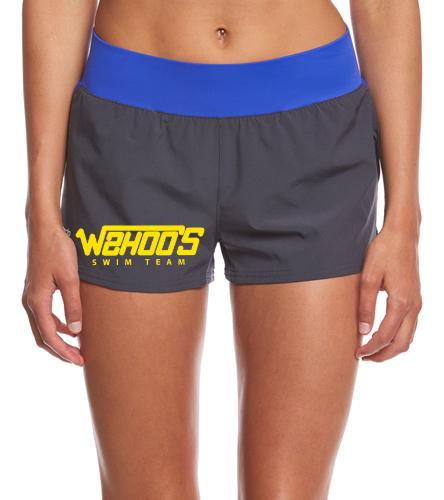 Wahoo's - Speedo Women's Team Short