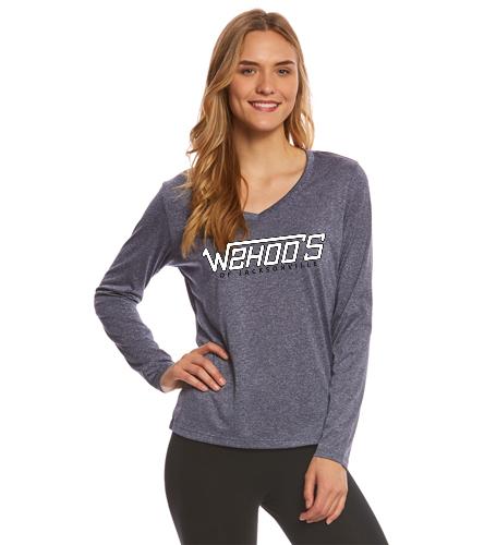 New - SwimOutlet Women's Long Sleeve Tech T Shirt