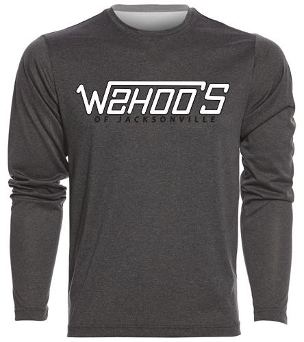 New Item - SwimOutlet Men's Long Sleeve Tech T Shirt
