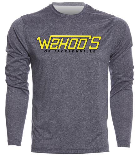 New - SwimOutlet Men's Long Sleeve Tech T Shirt