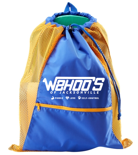 WOJ - Sporti Premium Color Block Mesh Backpack