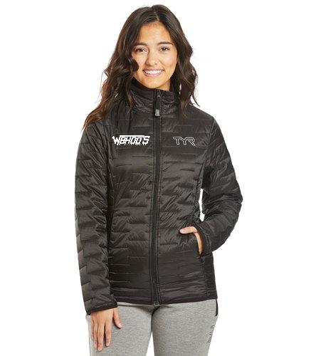 New Item - TYR Women's Elite Team Puffers Jacket