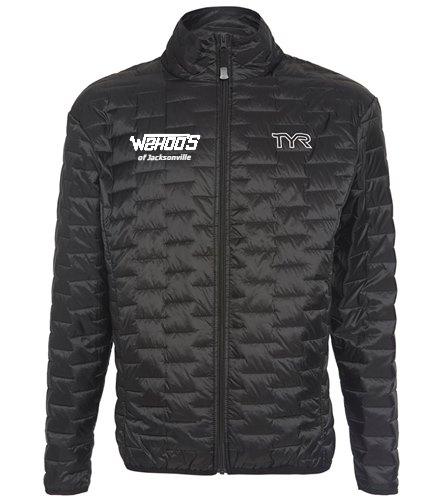 New Item - TYR Men's Elite Team Puffers Jacket