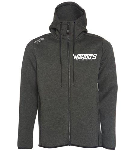 New Item - TYR Men's Elite Team Full Zip Hoodie