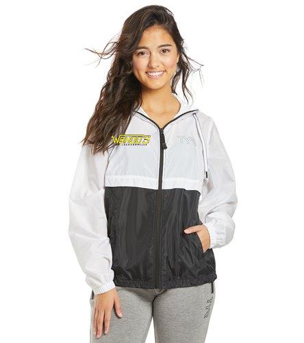 New! - TYR Women's Elite Team Windbreaker Jacket
