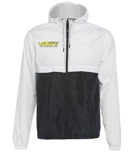 New design - TYR Men's Elite Team Windbreaker Jacket