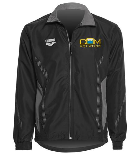 Team Warm Up Jacket - Arena Unisex Team Line Ripstop Warm Up Jacket