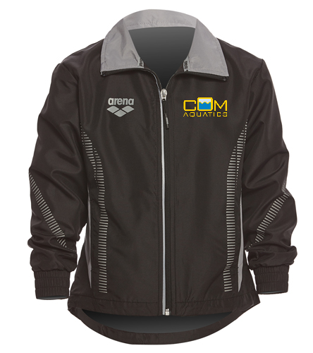 Youth warm up jacket - Arena Youth Team Line Ripstop Warm Up Jacket