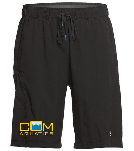 boys team shorts - Arena Men's Gym Bermuda Short