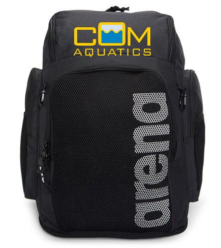 black backpack - Arena Team 45 Backpack