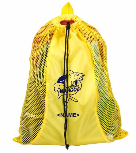 Wahoos Mesh Bag - Sporti Premium Mesh Backpack