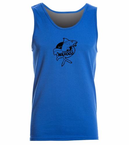 Wahoos Women's Tank Top - SwimOutlet Men's Cotton Tank Top