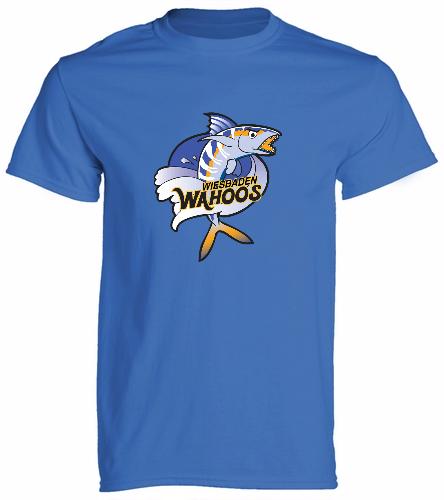 Wahoos Shirt - SwimOutlet Cotton Unisex Short Sleeve T-Shirt