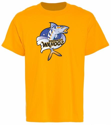 Wahoos Shirt 2 - SwimOutlet Unisex Cotton T-Shirt - Brights