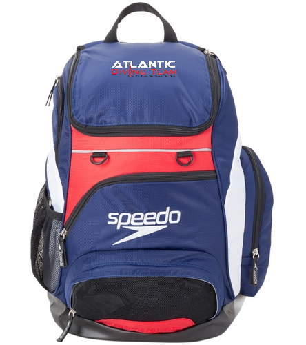 Atlantic Diving Team Backpack35L - Speedo Large 35L Teamster Backpack