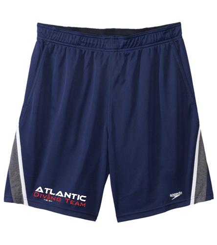 Atlantic Diving Team Short2 - Speedo Men's Splice Team Short