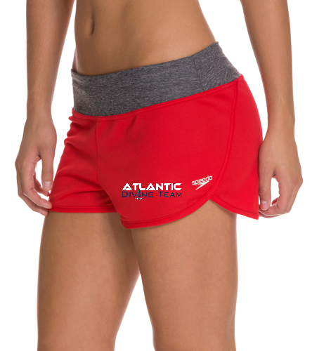 Atlantic Diving Team ts1 - Speedo Women's Solid Team Short