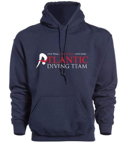 ADT_Navy_Sweatshirt - SwimOutlet Heavy Blend Unisex Adult Hooded Sweatshirt