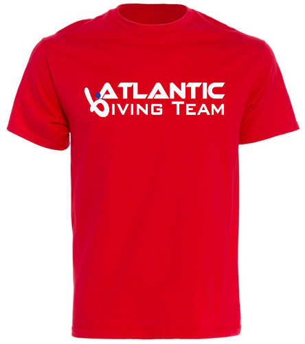 Team Red Shirt -  Unisex 100% Cotton 30's RS S/S